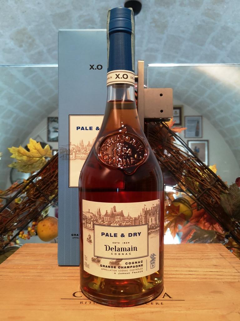 Delamain Cognac Pale & Dry X.O