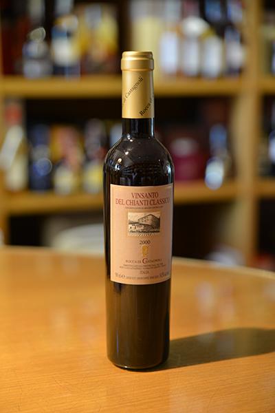 Vin Santo rocca di castiglione
