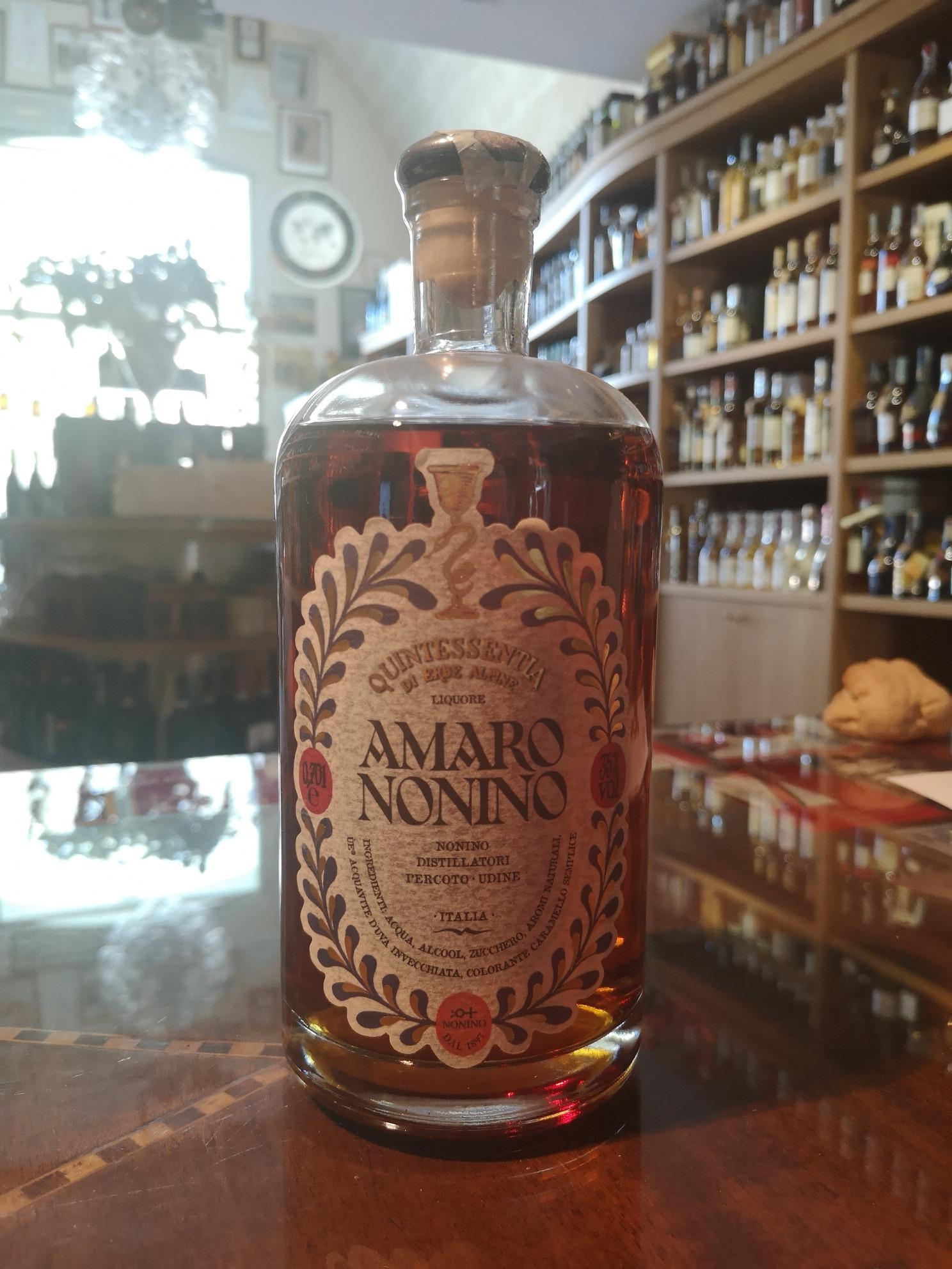 Amaro Nonino Quintessentia cl.70
