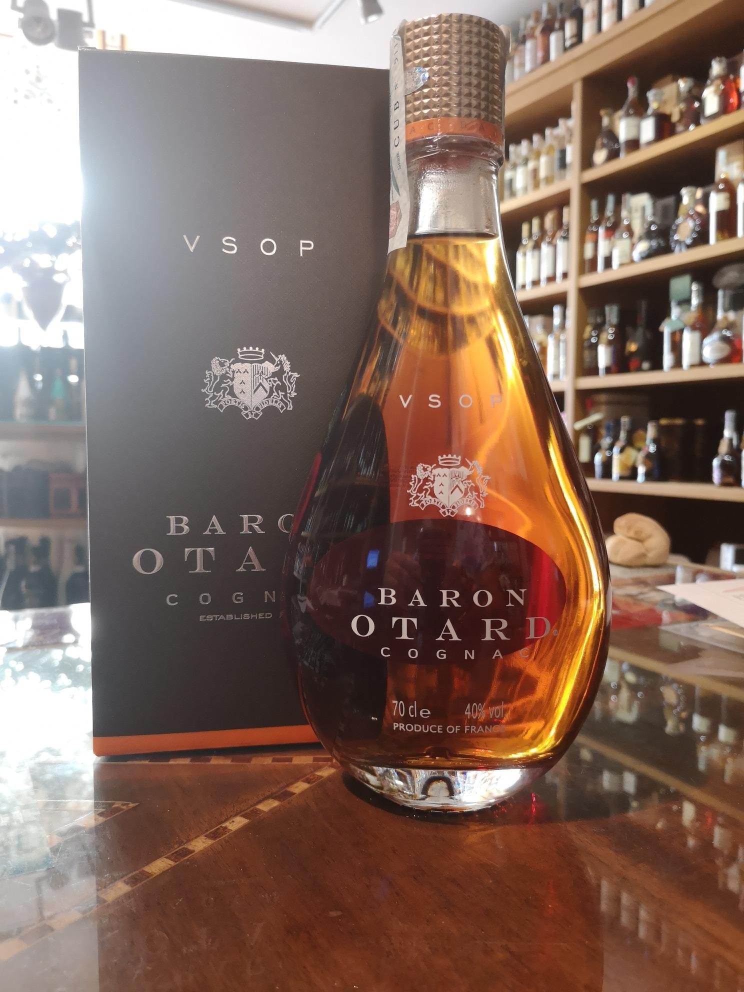 Otard Vsop Cognac Vol 40% Cl.70
