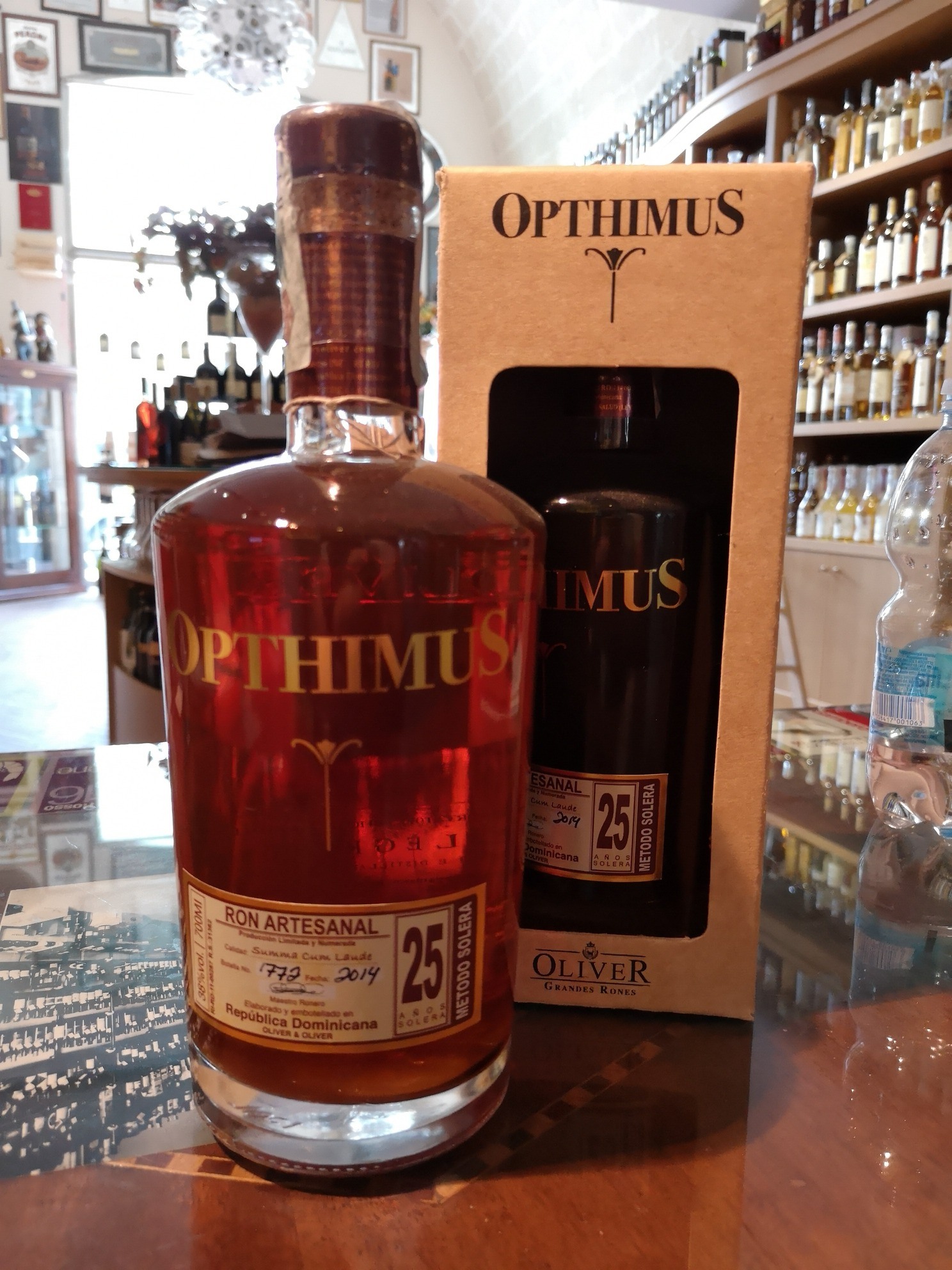 Opthimus 25 Anni