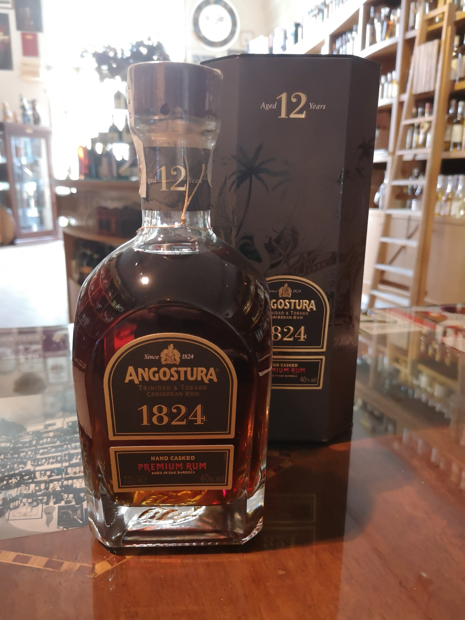 Rum Angostura 12 Anni