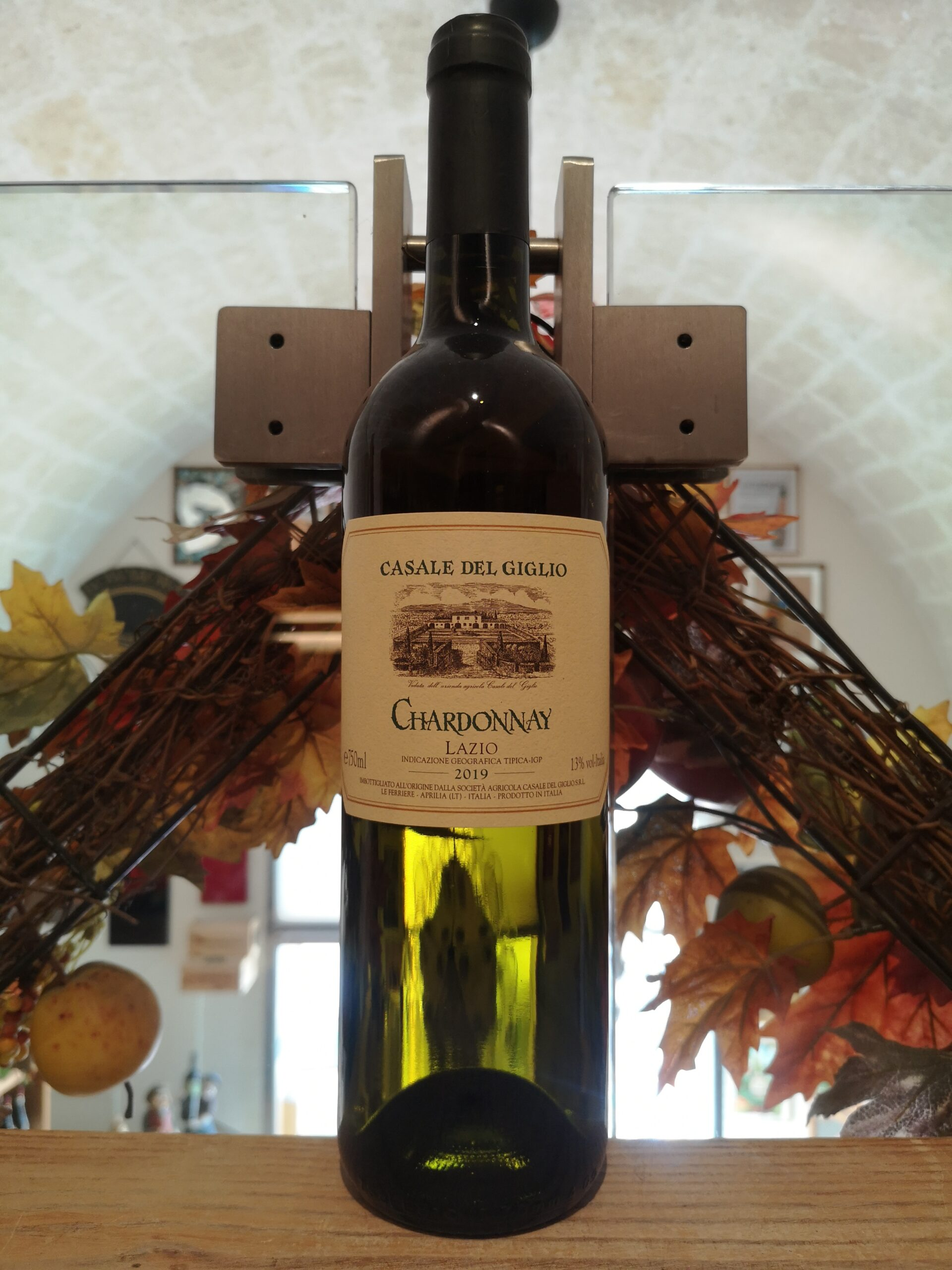 Chardonnay Casale Del Giglio Bianco Lazio IGT 2019