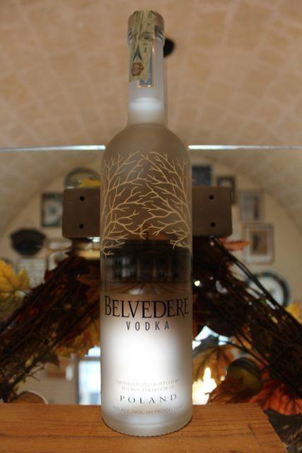 Belvedere Vodka Litro