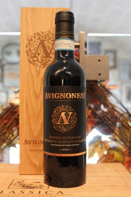 Occhio di Pernice Avignonesi Vin Santo di Montepulciano DOC 2005
