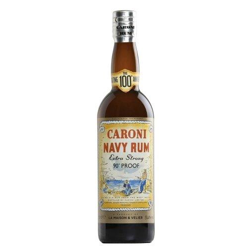 "Navy Rum ""90° proof"" – Caroni (0.7l)"