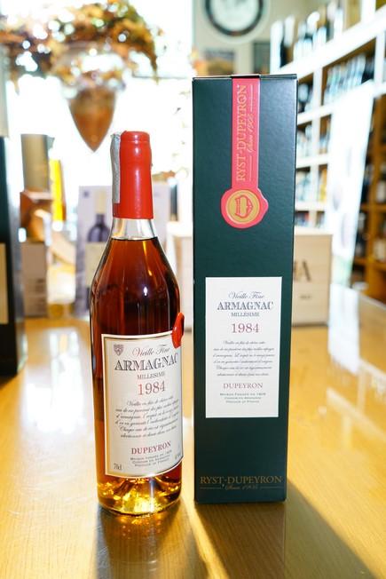 Armagnac Dupeyron 1984