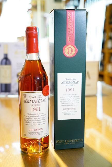 Armagnac Dupeyron 1991