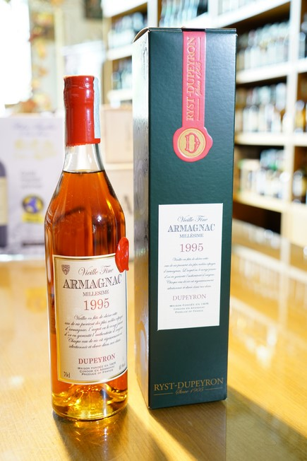 Armagnac Dupeyron 1995