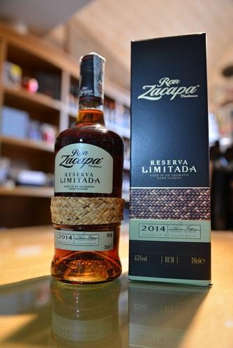 Zacapa Reserva Limitada 2014 Cl.70