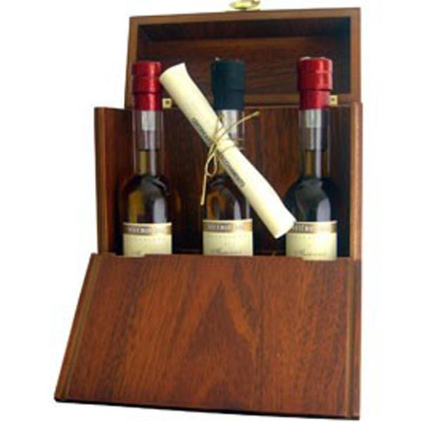 Brandy Vecchio 800 Bepi Tosolini Confezione 3 Bottiglie