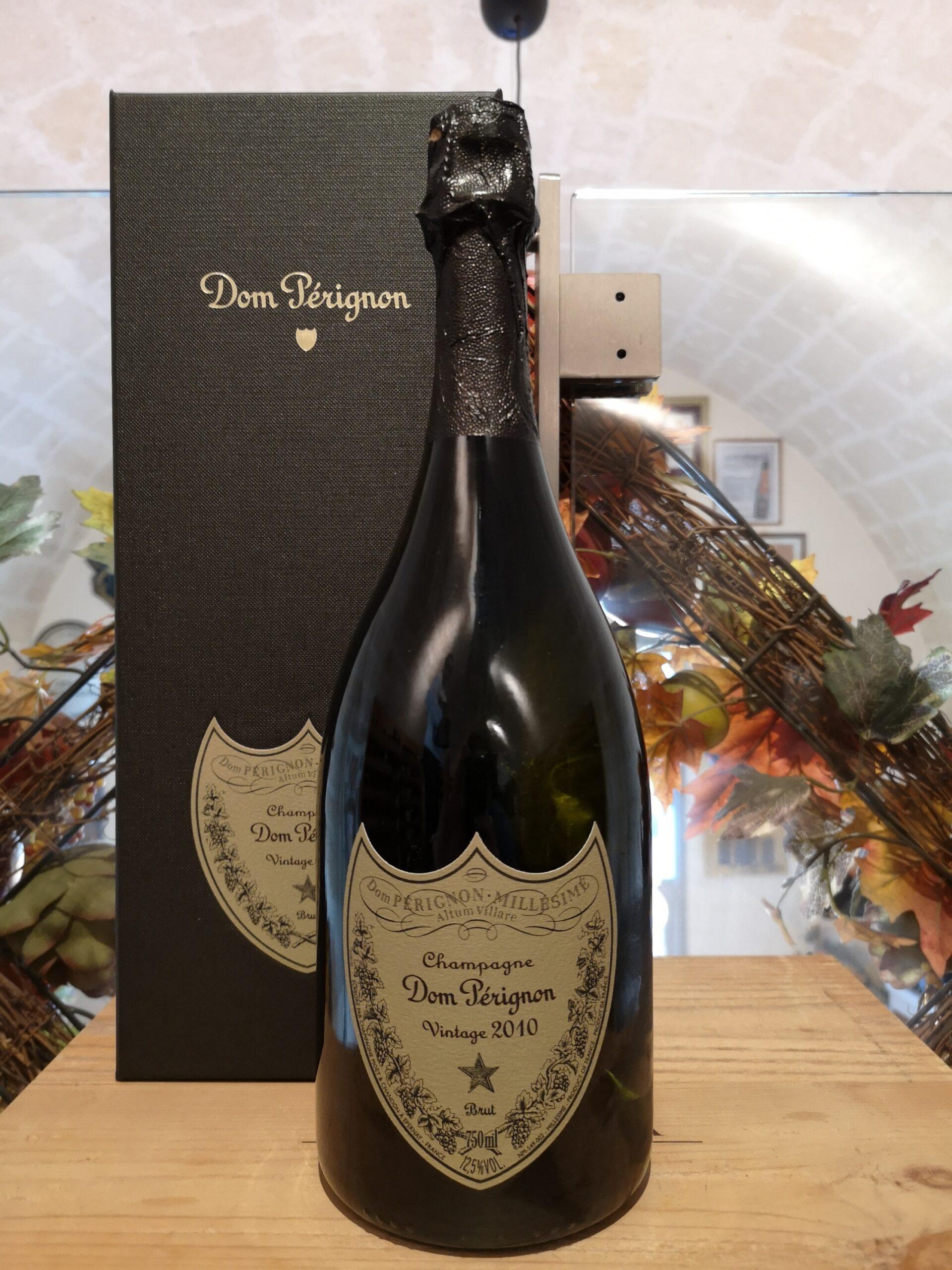 Dom Pérignon Champagne Brut 2010 (Cofanetto)