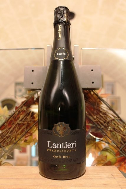 Cuvée Brut Lantieri de Paratico Franciacorta DOCG 2021
