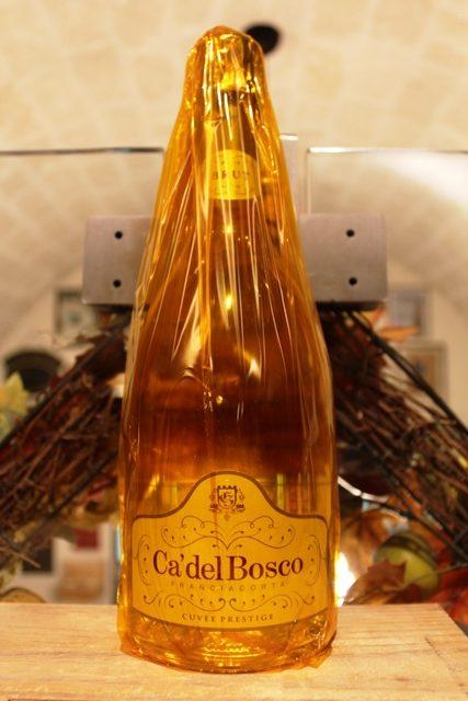 Cuvée Prestige Ca' del Bosco Franciacorta DOCG