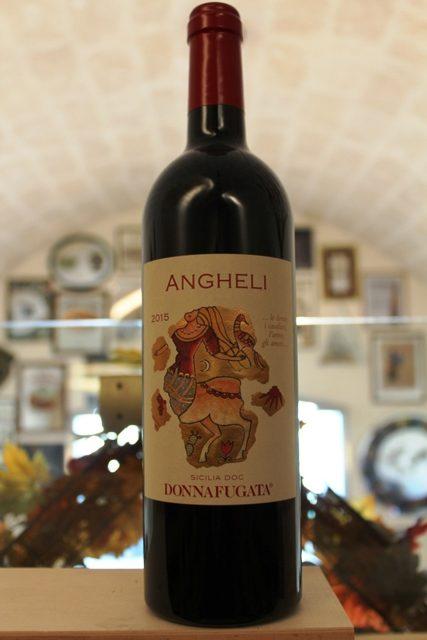 Angheli Donnafugata Sicilia Rosso DOC 2015