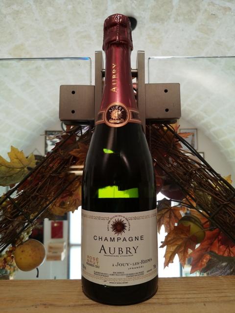 Aubry Champagne Rosé Brut Premier Cru