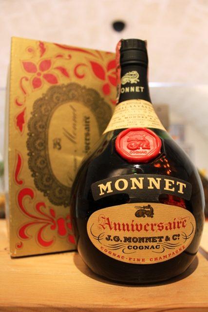 Monnet Cognac Anniversaire Old 40° cl. 73 VINTAGE