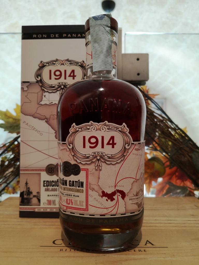 1914 Panama Barrel Aged Rum Ediciòn Gatùn