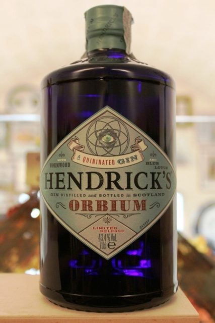 Gin Hendrick's Orbium William Grant & Sons Limited Release 70cl