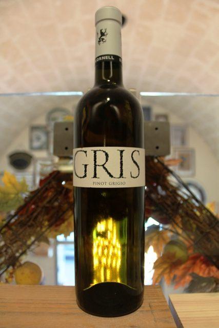 Gris Kornell Alto Adige Sudtiroler Pinot Grigio DOC 2018