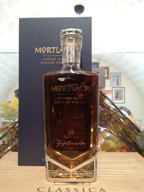 Mortlach Single Malt Scotch Whisky 18 YO