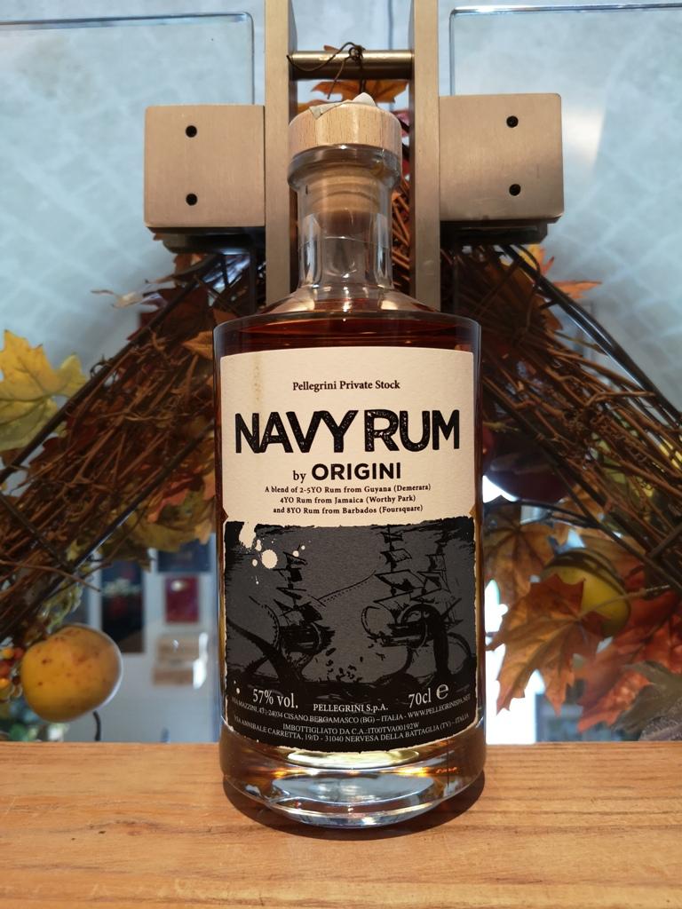 Pellegrini PPS Origini Navy Rum