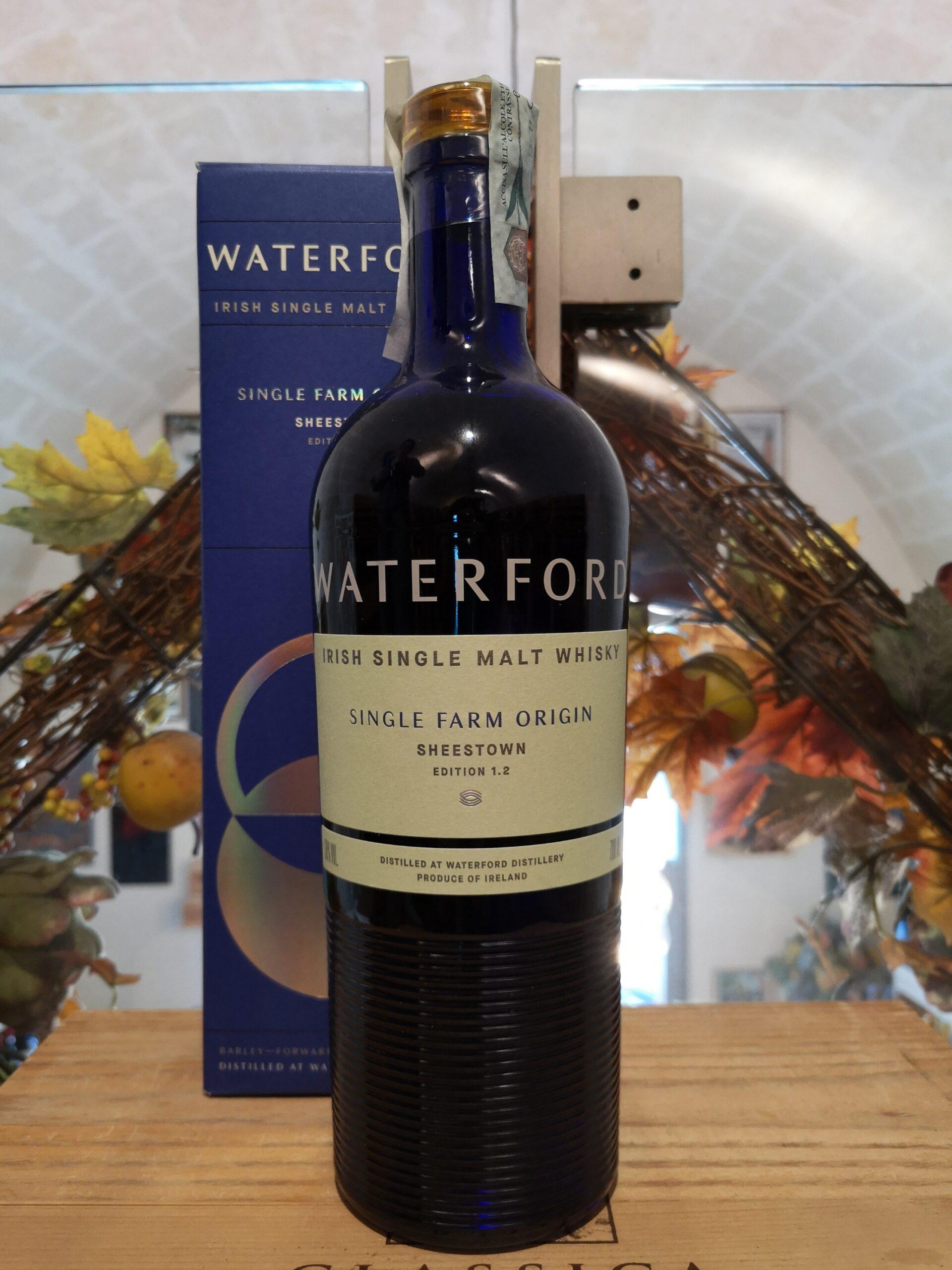 Waterford Irish Single Malt Whisky Sheestown 1.2