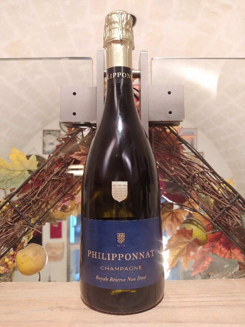 Royale Réserve Philipponnat Champagne Non Dosé