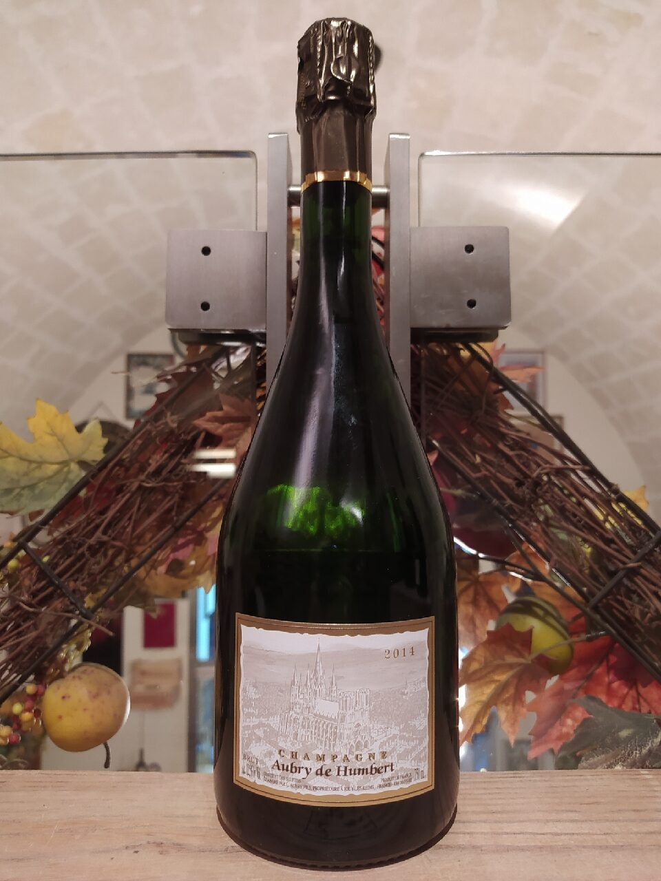 Aubry de Humbert Champagne Brut 2014