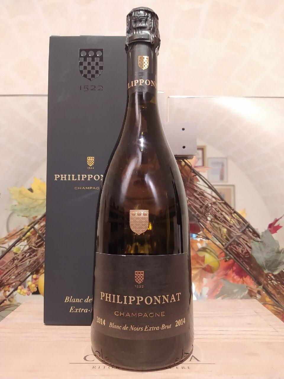 Blanc de Noirs Philipponnat Champagne Extra-Brut 2014