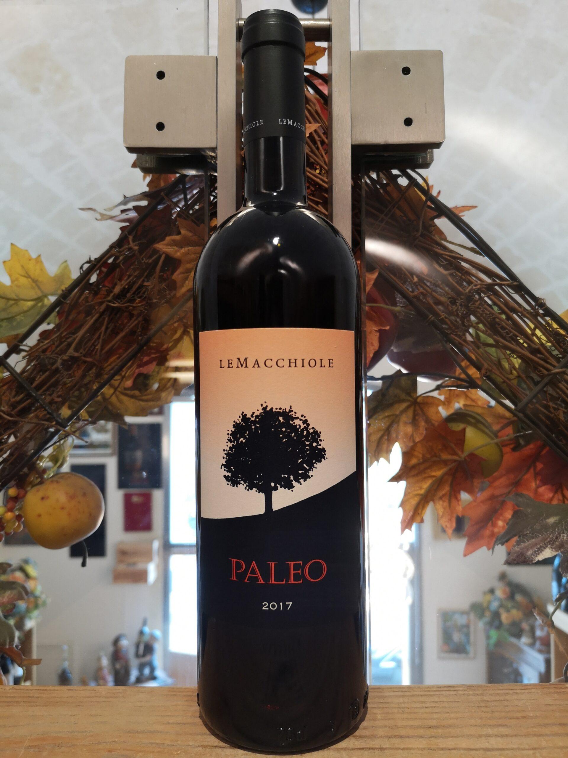Paleo Le Macchiole Toscana Rosso IGT 2017