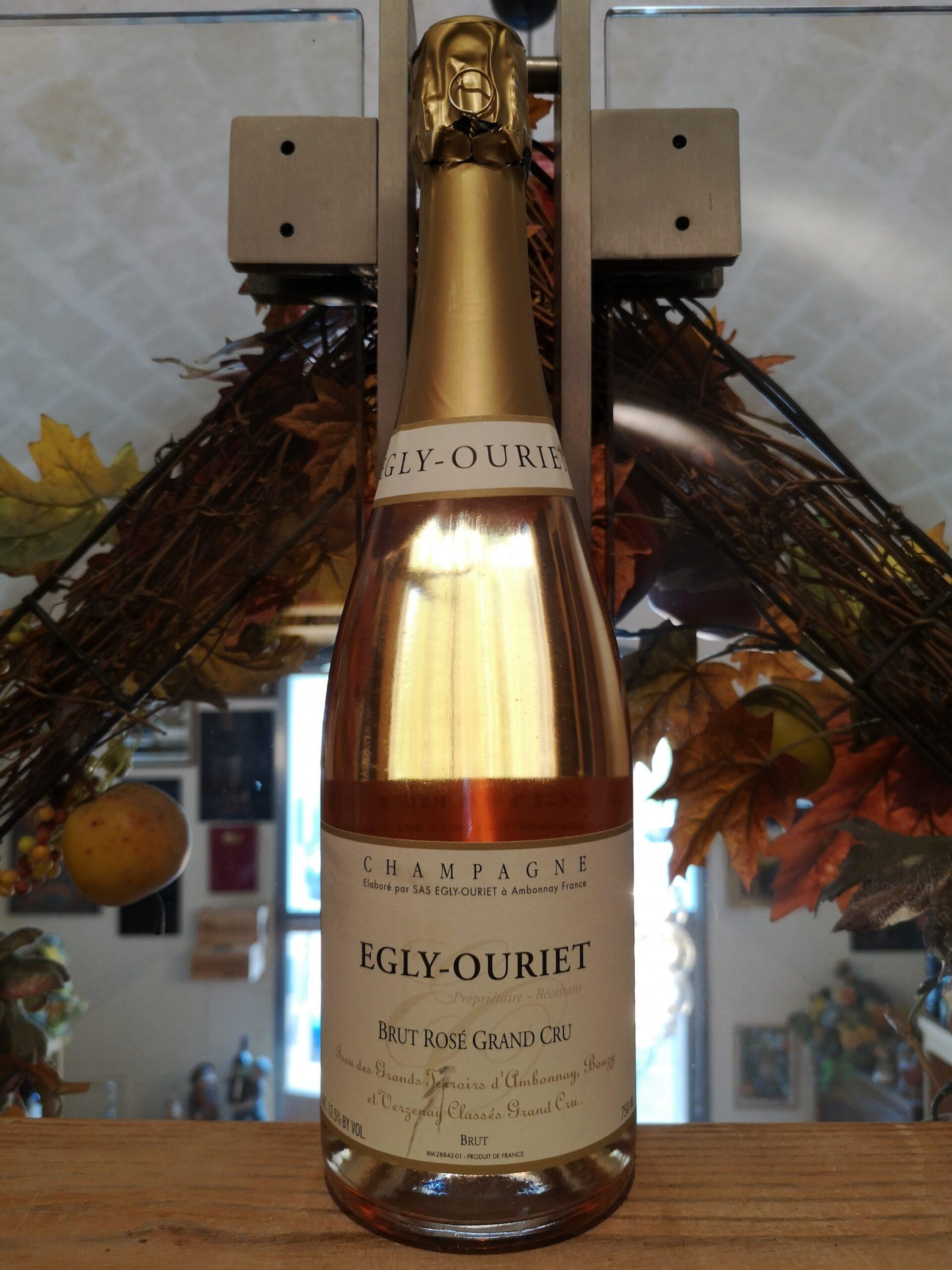Brut Rosé Grand Cru Egly-Ouriet Champagne Brut