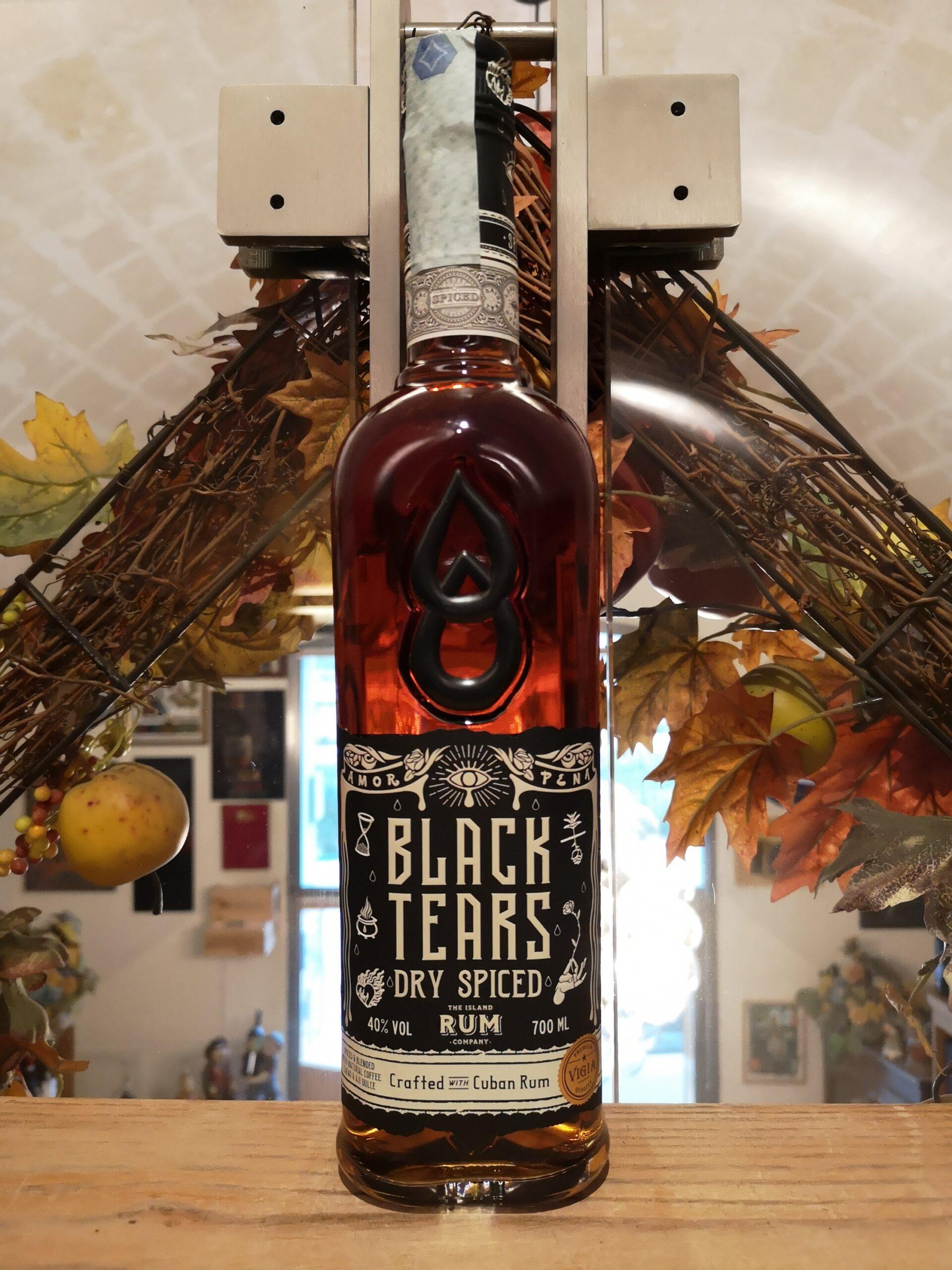Black Tears Dry Spiced Rum